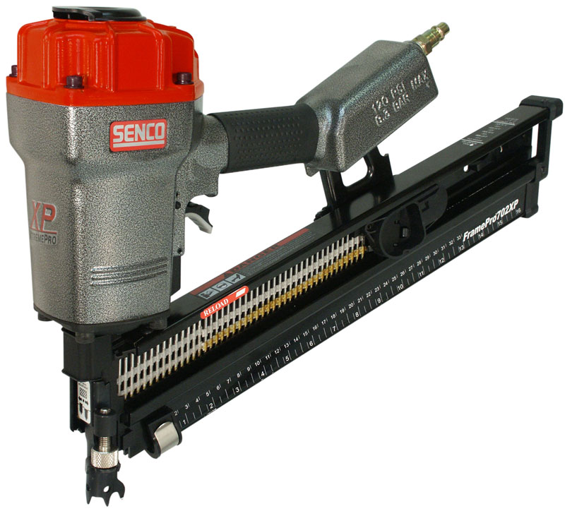 Senco Alaska - Tools and Fasteners: We Service What We Sell
